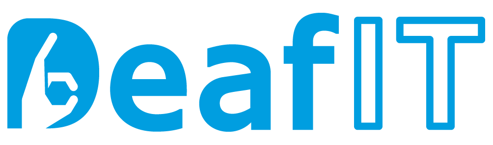 DeafIT - BETA
